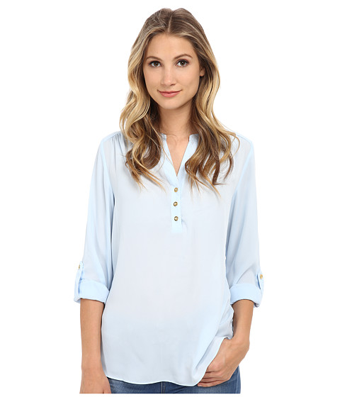 Brigitte Bailey - Karen Blouse (Chambray 2) Women