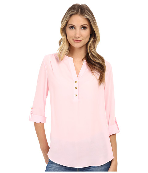 Brigitte Bailey - Karen Blouse (Cotton Candy) Women's Blouse