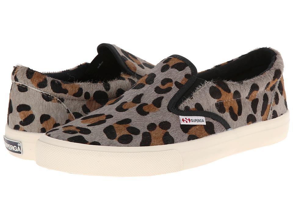 Superga - 2311 Leahorsew (Leopard) Women