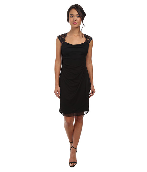 rsvp - Annabelle Dress (Black) Women's Dress