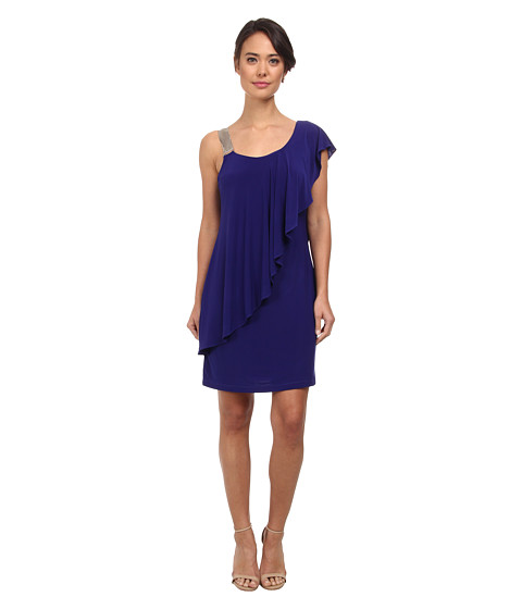 rsvp - Marianna Dress (Electric Blue) Women's Dress