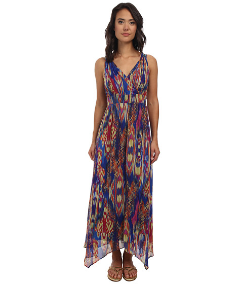 rsvp - Jasmine Date Night Dress (Blue) Women