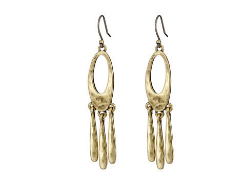Lucky Brand - Dangle Earrings (Gold) Earring