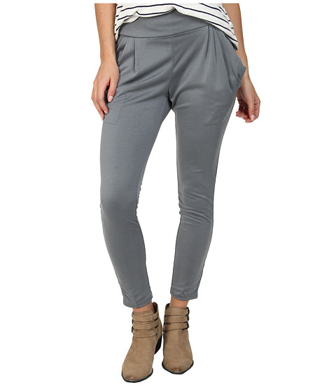 Free People - Drapey Pocket Pant (Vapor Blue) Women's Casual Pants