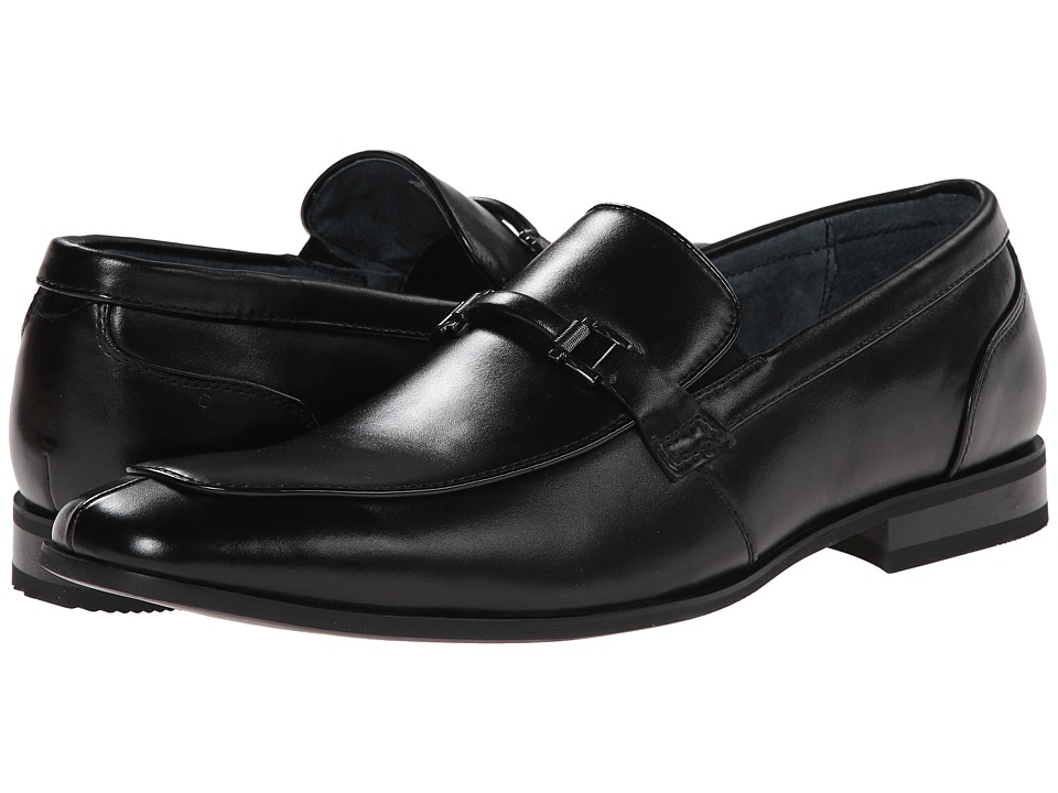 Giorgio Brutini - Lehman (Black) Men's Shoes