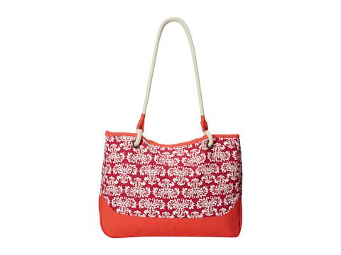 Hatley - Beach Bag (Batik Fuchsia) Bags