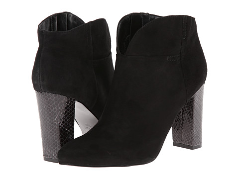 Nine West - Kiko (Black Suede) Women's Boots