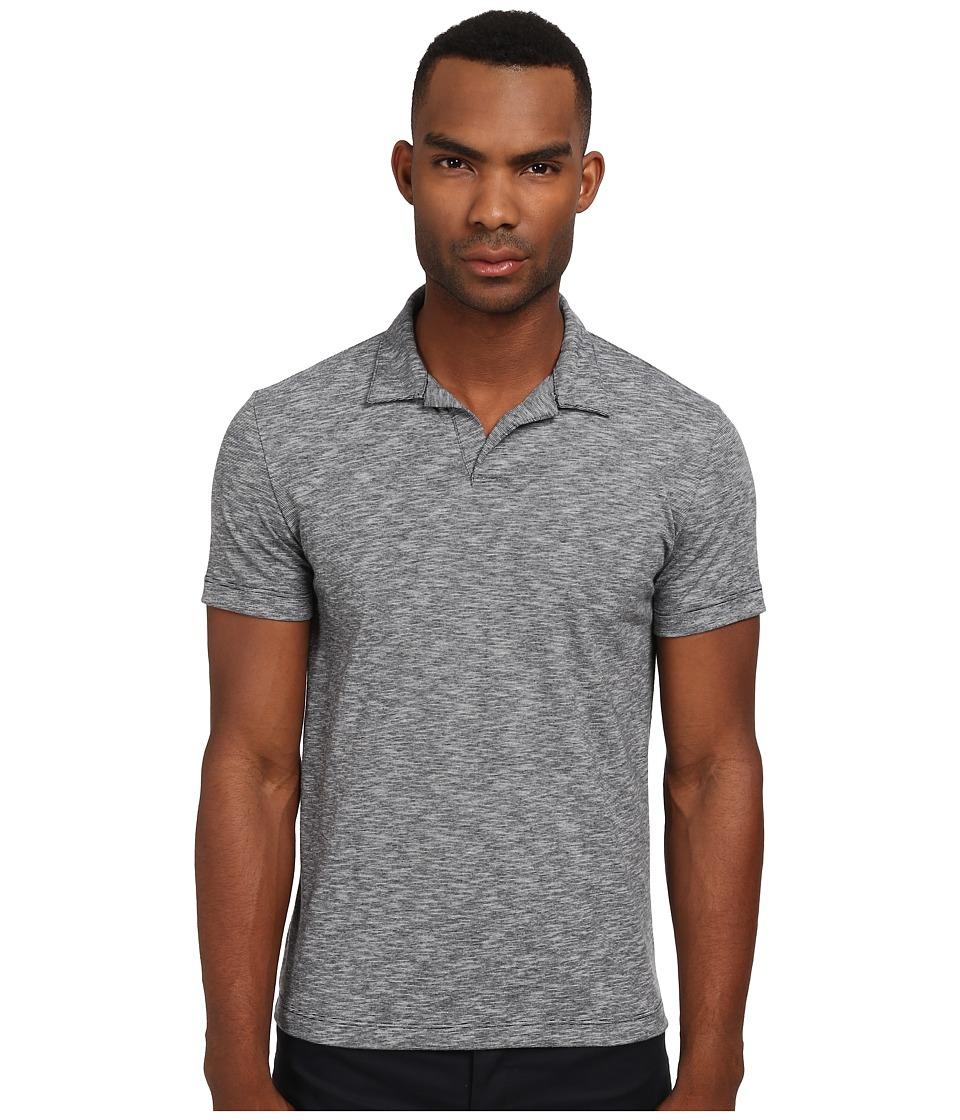 Theory - Willem Ocean Slub (Eclipse) Men's Clothing
