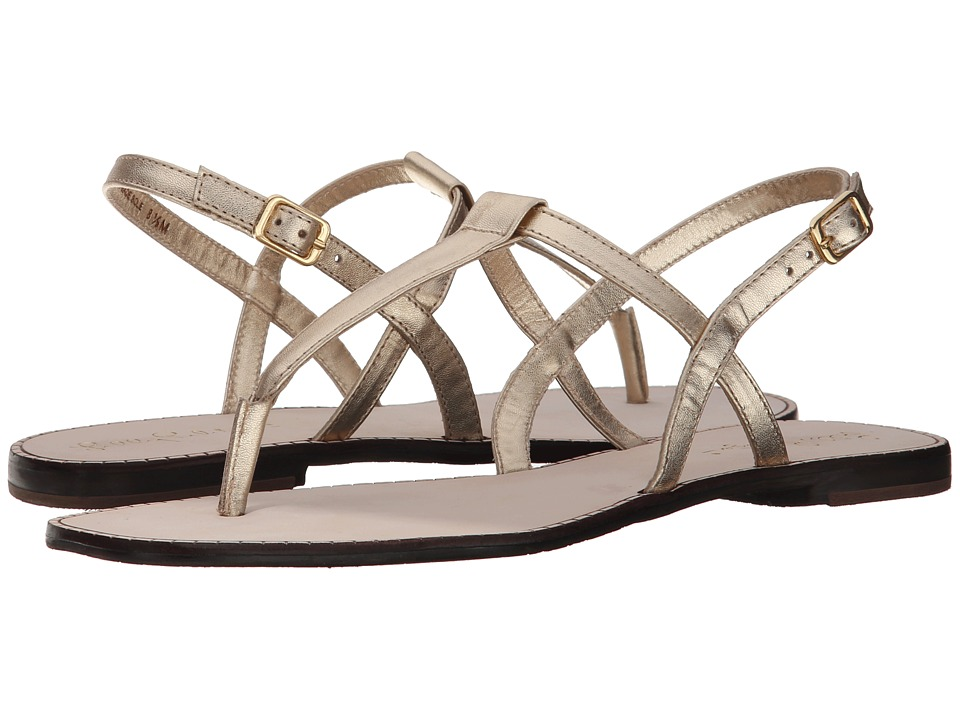 Lilly Pulitzer - Jackie Sandal (Gold Metallic 1) Women's Slide Shoes