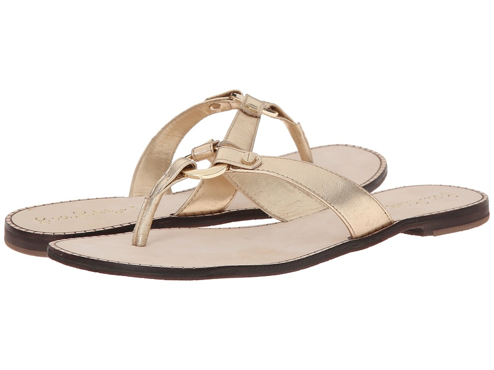 Lilly Pulitzer - Phipps Sandal (Gold Metallic) Women