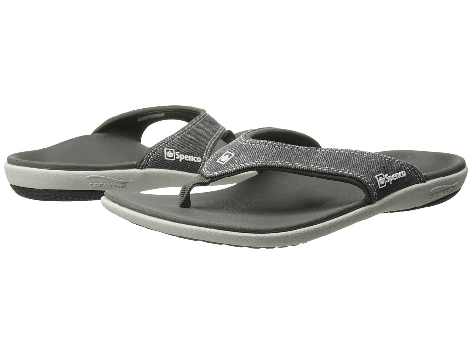 Spenco - Yumi Disco (Black) Women's Sandals