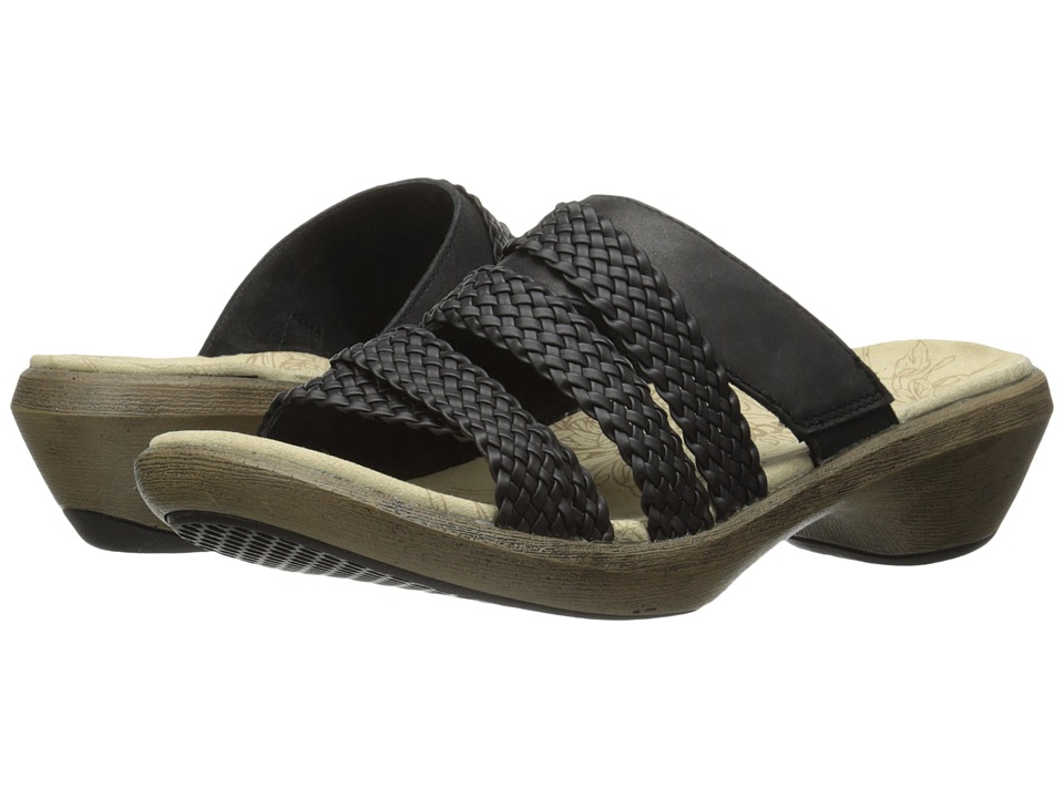 Spenco - Virginia (Black) Women's Sandals