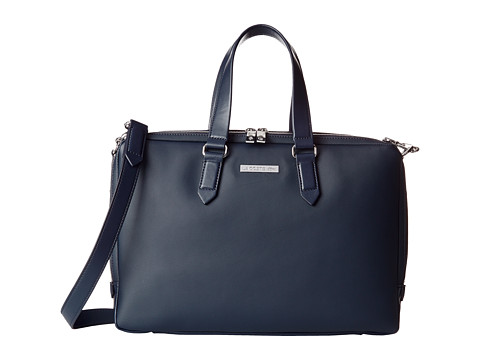 Lacoste - Edward Computer Bag (Dress Blues Mazarine Blue) Computer Bags