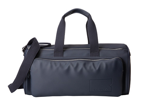 Lacoste - Classic Roll Bag (Black Iris) Bags