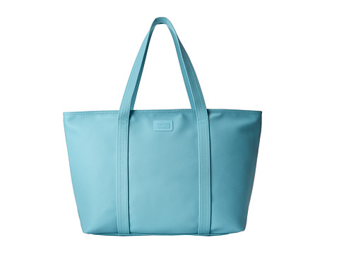 Lacoste - Classic Large Shopping Bag (Marine Blue) Handbags