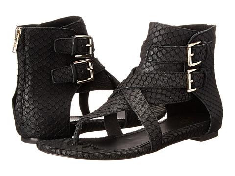 ASH - Onyx (Black Puff) Women's Sandals