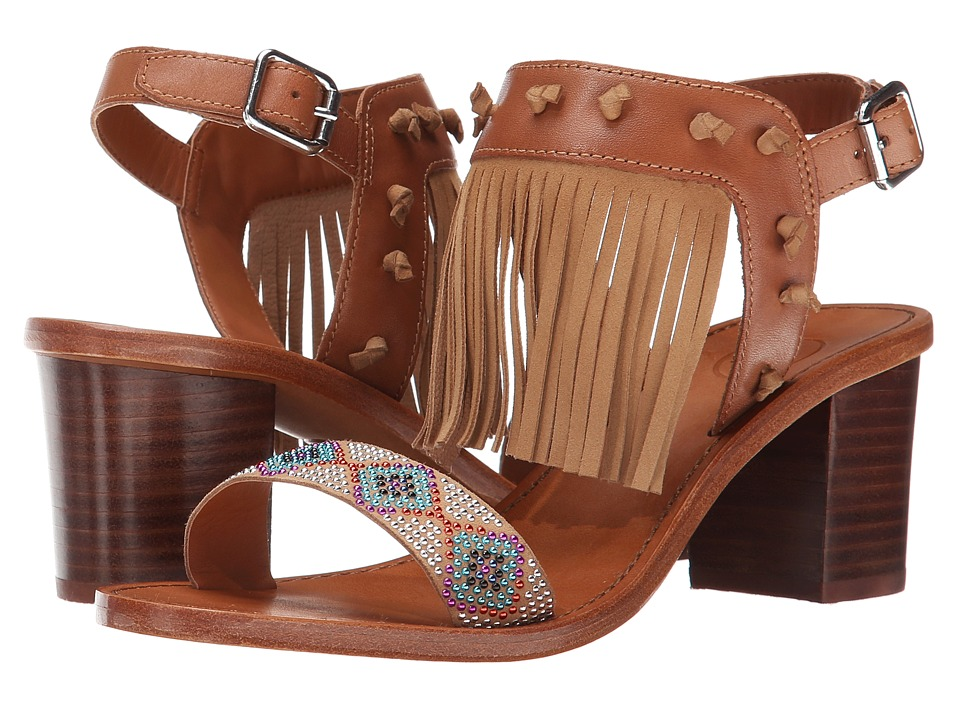 ASH - Patchouli (Chamois/New Nude Kid Suede/Brasil) High Heels