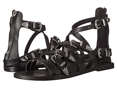 ASH - Penelope (Black Brasil) Women's Sandals