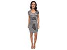 Calvin Klein Calvin Klein - Short Sleeve Printed Jersey Dress CD5AX7A3