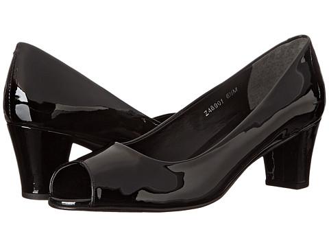 Fitzwell - Brash (Black Patent) Women's 1-2 inch heel Shoes