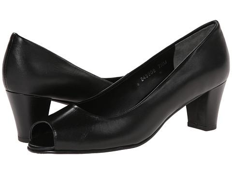Fitzwell - Brash (Black Kid) Women's 1-2 inch heel Shoes