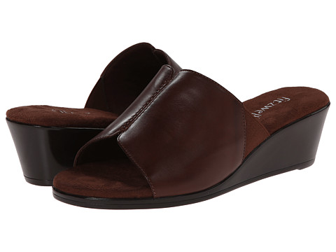 Fitzwell - Nemo (Tobacco) Women's Wedge Shoes