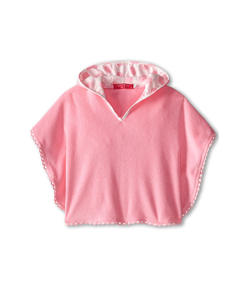 Seafolly Kids - Roses Are Pink L/S Rashie (Infant/Toddler/Little Kids) (Blush Pink) Girl