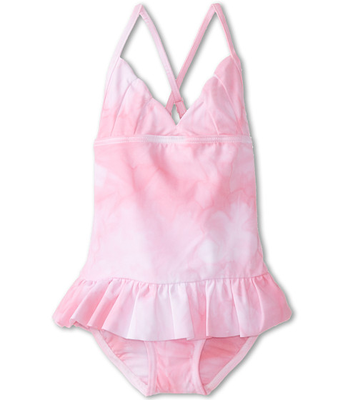 Seafolly Kids - La Mermaid Halter Tank (Toddler/Little Kids) (Blush Pink Haze) Girl