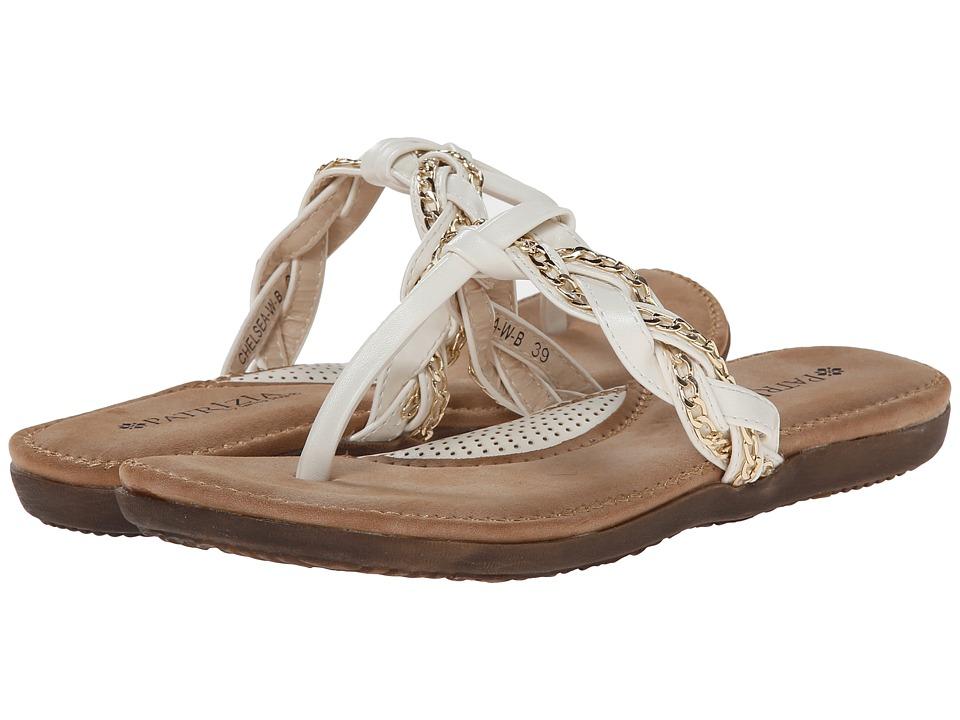 PATRIZIA - Chelsea (White) Women's Sandals