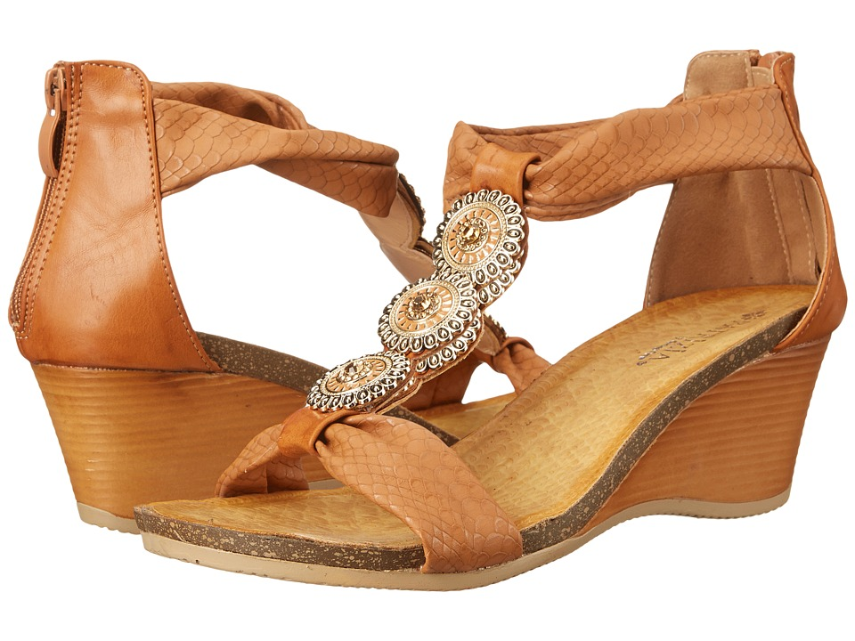 PATRIZIA - Alexandra (Camel) Women's Shoes
