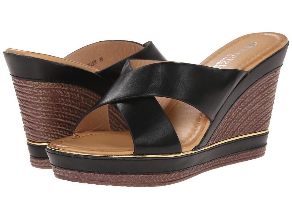 Womens Sandals PATRIZIA Vaciller Black