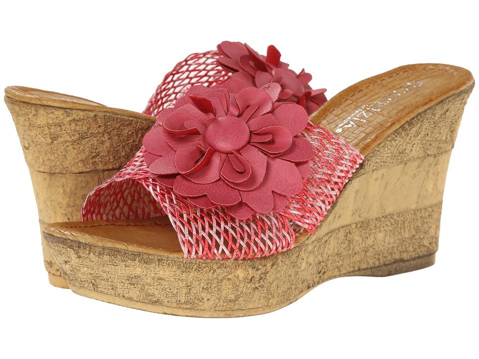 PATRIZIA - Extravagant (Fuchsia) Women's Wedge Shoes