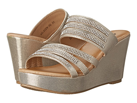 PATRIZIA - Halogen (Gold) Women's Shoes