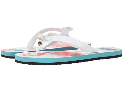 966faf9023e4 ... Sandals Msrp UPC 888445361029 product image for Kate Spade New York -  Fifi (White Rubber Carribean ...