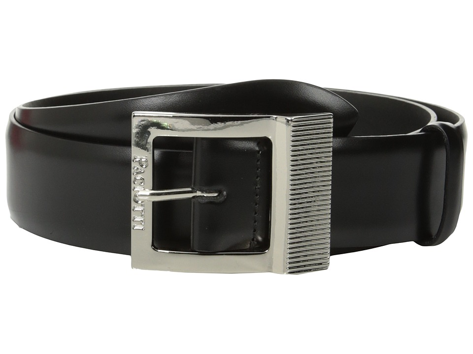 Cesare Paciotti - 1408 (Black Calf) Men's Belts