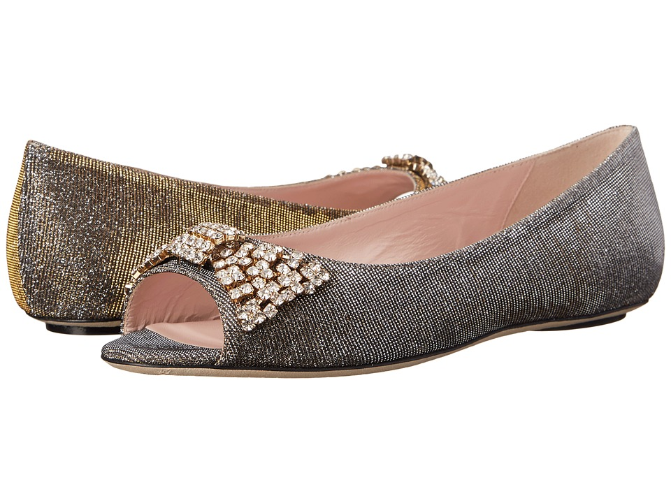 Kate Spade New York - Vanna (Bronze Lurex) Women's Shoes