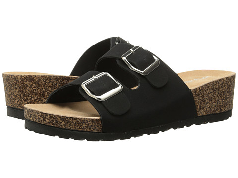 Dirty Laundry - Tai Chi (Black) Women's Slide Shoes