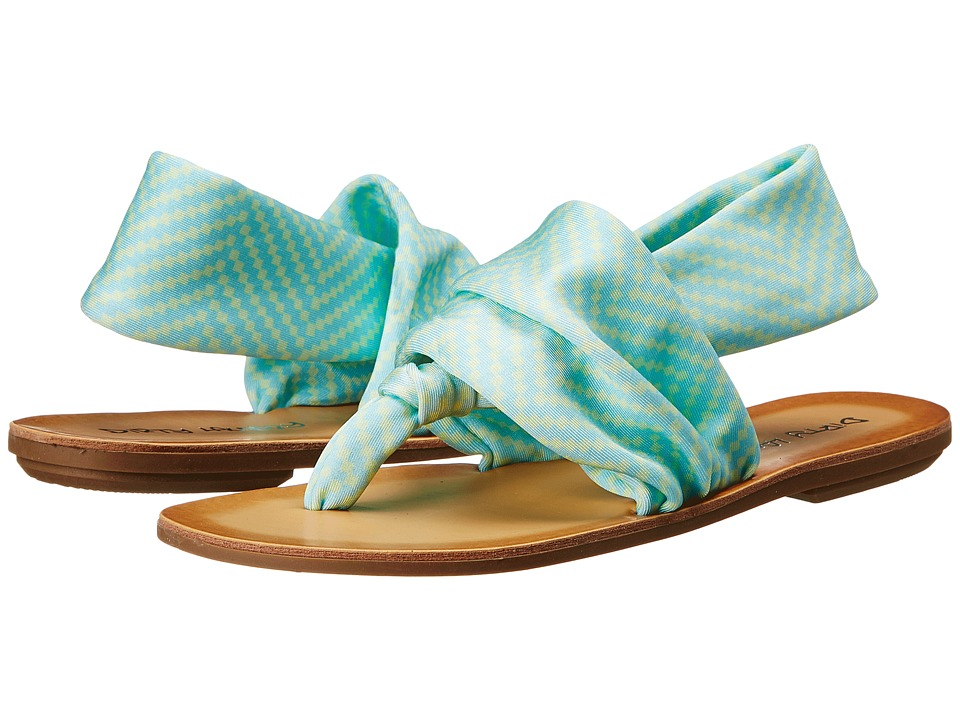 Dirty Laundry - Beebop (Blue/Green) Women's Sandals