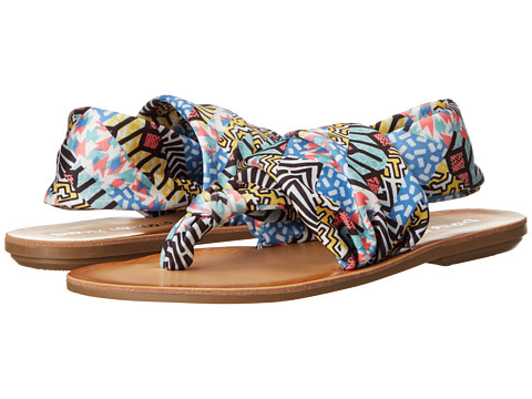 Dirty Laundry - Beebop (Yellow Multi) Women's Sandals