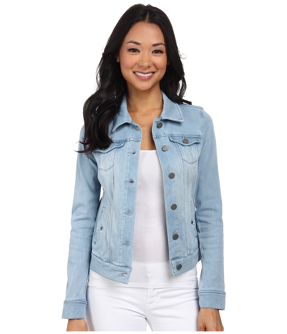 Liverpool - Powerflex Denim Jacket (Bleach Out) Women's Coat
