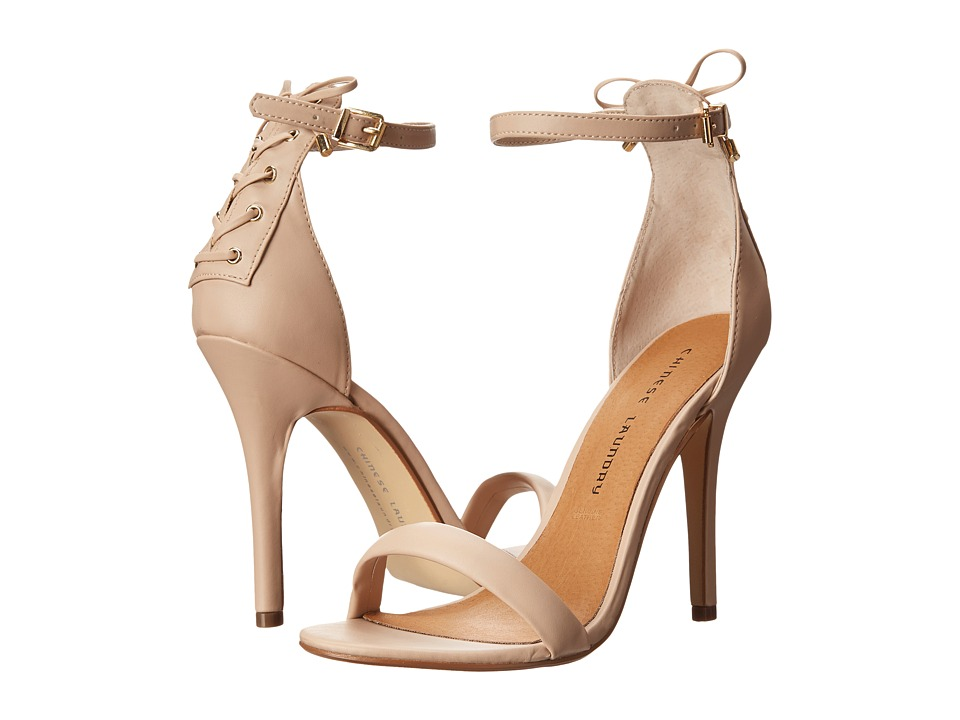 Chinese Laundry - Jealous (Sand Soft Calf) High Heels