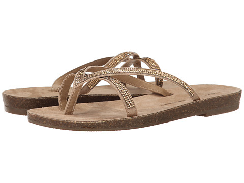 Chinese Laundry - Noah (Gold Micro Suede) Women's Sandals