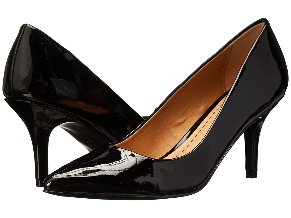 Chinese Laundry - Olivia (Black Patent) High Heels