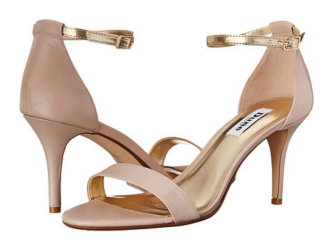 Dune London - Marissa (Blush Leather) High Heels