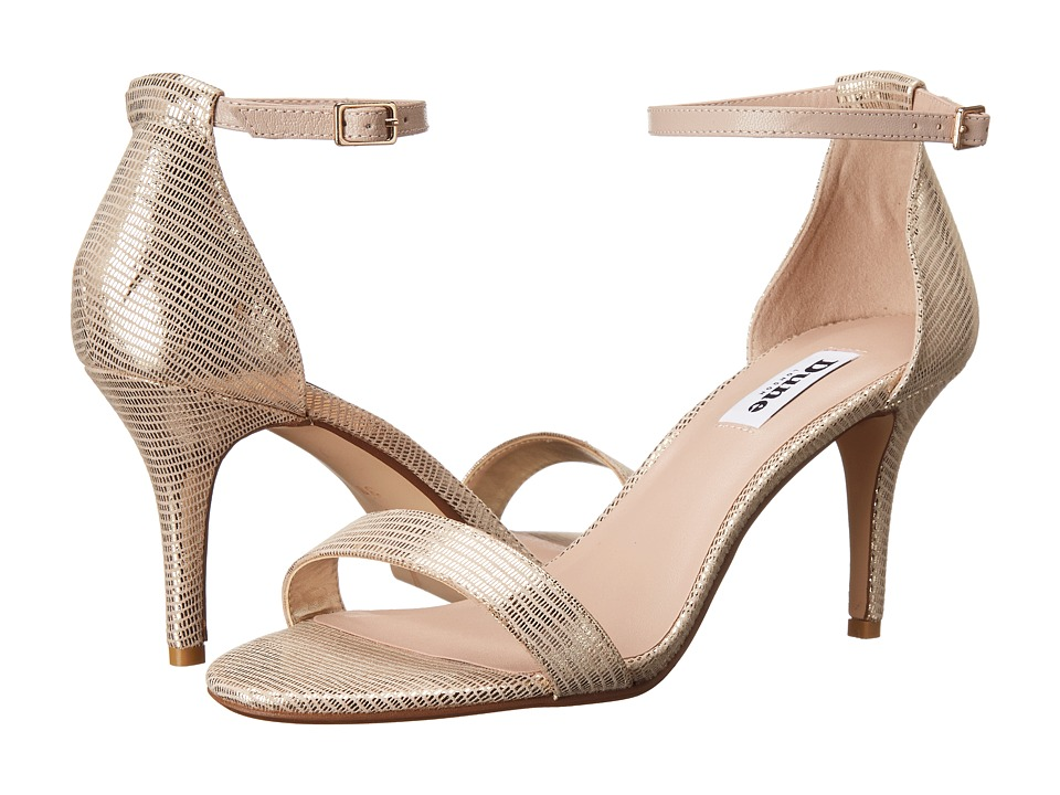 Dune London - Marissa (Gold Synthetic) High Heels