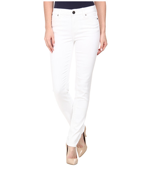 Liverpool - Purely Abby Skinny (White) Women's Jeans