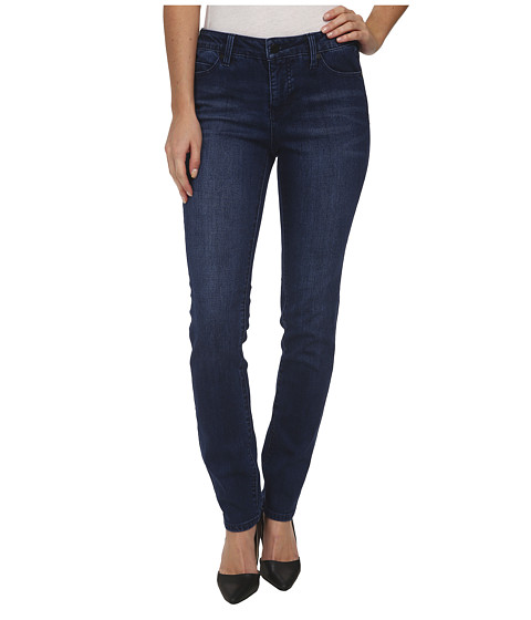 Liverpool - Saguaro Abby Skinny Jeans (Dark Blue) Women