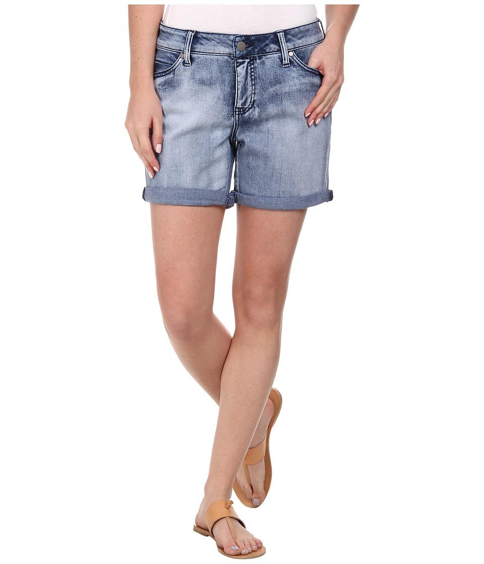 Liverpool - Saguaro Linda Short (Light Blue) Women's Shorts