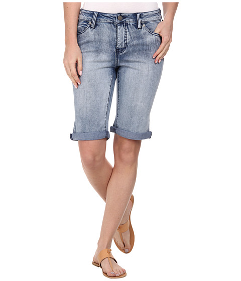 Liverpool - Saguaro Bae Bermuda Short (Light Blue) Women's Shorts