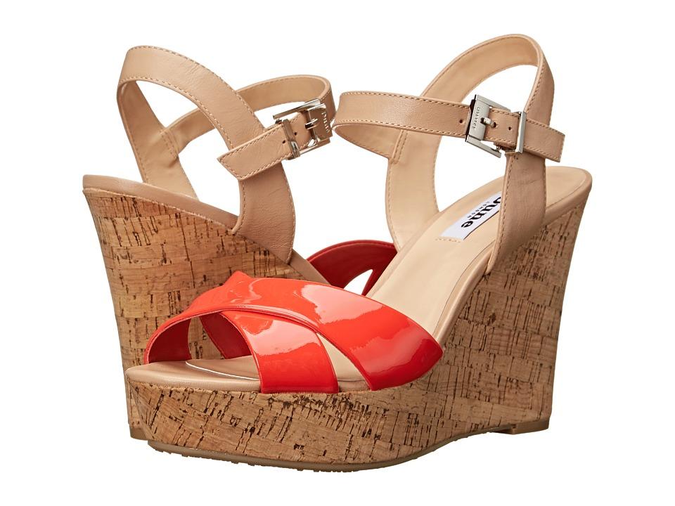 Dune London - Kingdom (Lipstick Patent) Women's Sandals